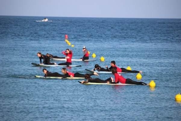 academia de surf tipo diabetes