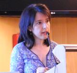 Dra. María del Socorro Pérez Poyato, neuropediatra del Hospital Sant Joan de Déu