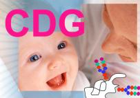 Defectos congénitos de la glicosilación (CDG)