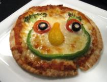 Cara de pizza. Foto: www.gaynycdad.com