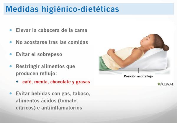 Complicaciones digestivas de niños/as con CDG | Guía