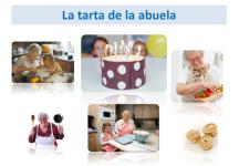 La tarta de la abuela