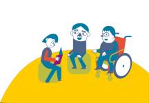Cuando el ECM va ligado a discapacidad grave ¿cómo reaccionan los hermanos?