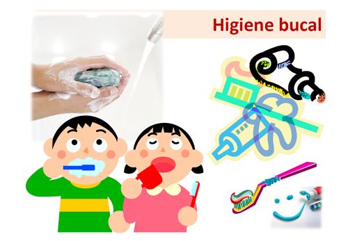 Fotos De Los Ninos En La Higiene Bucal