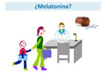 ¿Cómo se obtiene la melatonina?