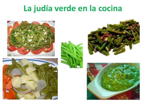 La jud a verde gu a metab lica - Como cocinar judias verdes frescas ...
