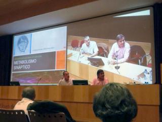 Drs. Jaume Campistol y Francesc Cardellach