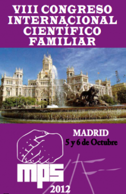 VIII Congreso Nacional Científico-Familiar MPS España