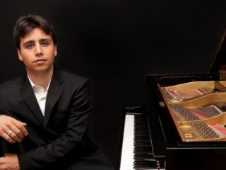 Franscisco Fierro, pianista. Foto: Franscisco Fierro