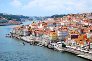 Oporto, Portugal. Foto: Wikimedia