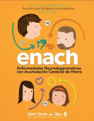 I Reunión para familias e investigadores de ENACH. Imagen: HSJDBCN
