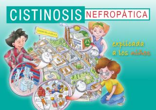 Cistinosis nefropática explicada a los niños