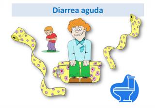 Diarrea aguda en enfermedades metabólica