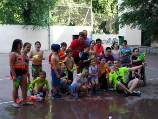 La Escuela Deportiva Sant Joan de Déu acerca el deporte a ninos y niñas con diferentes capacidades