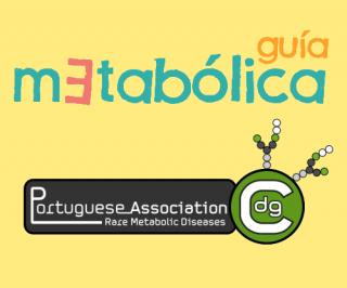Contenidos en portugués en Guía metabólica gracias a la Associação portuguesa CDG