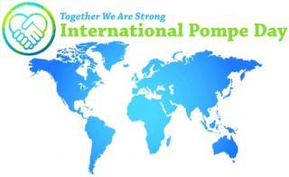 International Pompe Day. Imagen: AEEG