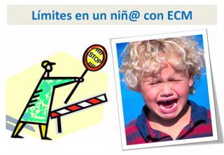 ¿Los niños con ECM también necesitan límites?. Imagen: HSJDBCN