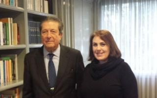 Federico Mayor Zaragoza, 50 años de cribado neontal en España