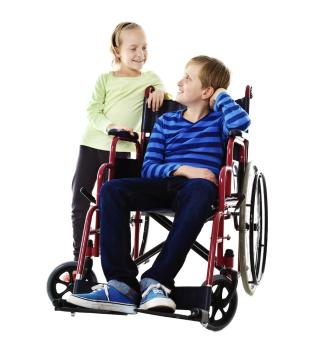 Los hermanos de un niño con discapacidad también son especiales