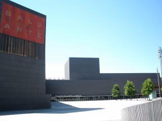 Palacio de Congresos de Baluarte. Imagen: Wikimedia