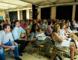 Conferencia de Familias y Profesionales implicados en CDG. Foto: M. de Andrés