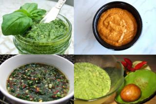 salsas cetogénicas