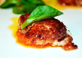 Albondigas con tomate