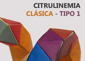 La citrulinemia clásica o tipo 1