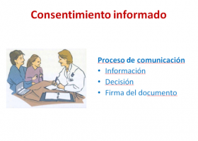 El Consentimiento Informado