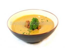 Crema de calabaza y brócoli. Foto: Consumer Eroski