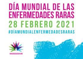 El 28 de febrero celebra el Día Mundial de las Enfermedades Raras