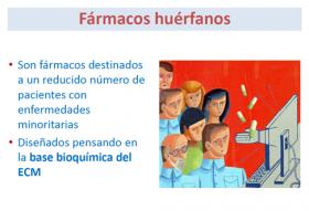 Fármacos huérfanos. Imagen: HSJDBCN