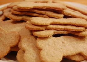 Galletas en forma de hueso. Glauber Ribeiro en Flickr (CC BY NC ND 2.0)