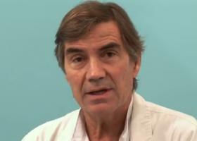 Dr. Jaume Campistol, Jefe del Servicio de Neurología del HSJD