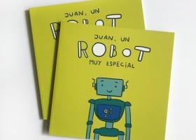 """El déficit de Glut1 en el cuento """"Juan, un robot muy especial"""""""
