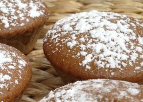 Muffins de calabaza. Foto: Rico rico y sin grasa