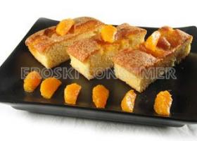 Pudding de mandarina