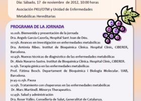XV Reunión para pacientes y familiares con PKU y Otros Errores del Metabolismo
