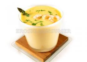 Sopa de maíz. Imagen: Consumer Eroski