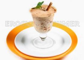 Yogur helado con sabor a cacao. Foto: Eroski Consumer