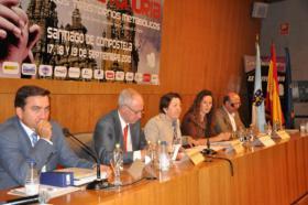 Momento del XV Congreso Nacional de Fenilcetonuria y OTM en Santiago de Composte