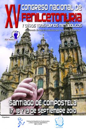 XV congreso nacional de fenilcetonuria y otros trastornos metabólicos