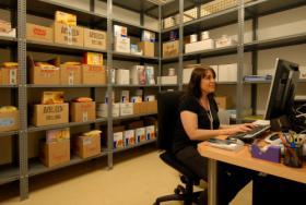 Mei Garcia, de la Associació Catalana de Trastorns Metabòlics Hereditaris