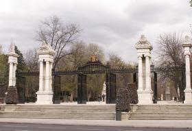 Buen Retiro - Puerta de España 01, de J.L. De Diego - Originally posted to Madripedia as Puerta de España.
