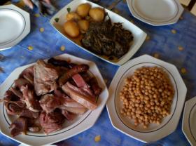 Comida alta en colesterol. Foto: Berto (Flickr)