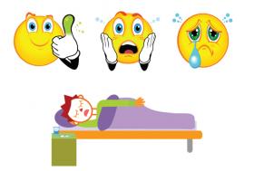 Consecuencias emocionales de la hospitalización