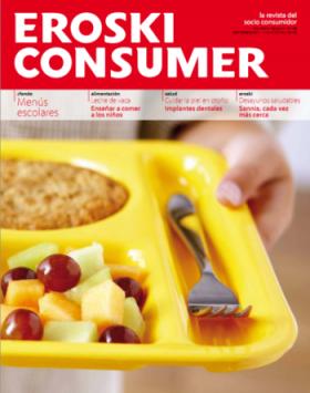Eroski Consumer. Foto: Revista Eroski Consumer