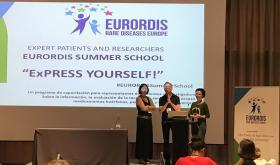 Eurosdis Summer School 2017. Imagen: malaltiesminoritaries.org