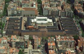 Hospital Clínic de Barcelona. Foto: Hospital Clínic