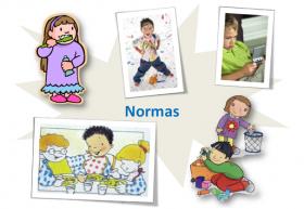Establecer normas para un niño o niña con una condición crónica
